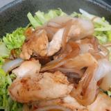 鶏肉の塩こうじ漬け焼き
