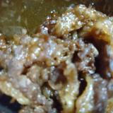 ピリ辛!韓国風牛焼肉