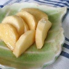 長芋のツーンと漬物