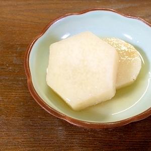 おせち料理☆長芋の亀甲煮