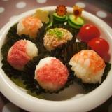 幼児食★手まり寿司
