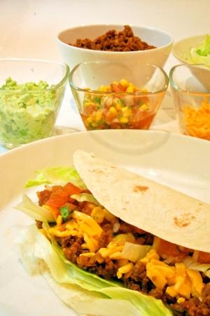 メキシコ料理といえば!お家で楽しくタコス