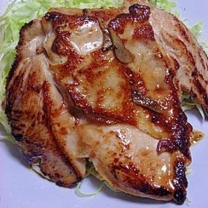 ベトナム風 ニョクマム風味鶏むね肉のソテー