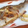 焼き魚は下拵え!「イサキの香味塩焼き」