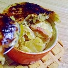 クリームチーズ味 さつま芋のパイグラタン