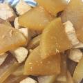 離乳食とりわけ可!カジキマグロと大根の煮物