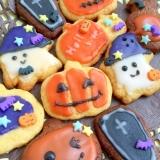 【ハロウィン2016】子供と一緒に簡単デコクッキー