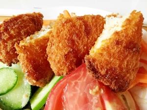 鶏胸肉 de チキンカツ