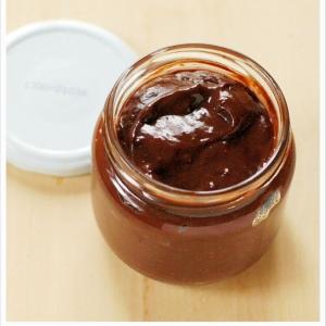 パンに塗るチョコクリーム