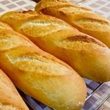 外はパリパリ中ふっくらフランスパン♪