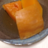 ピーナッツカボチャの煮物(*^^*)☆