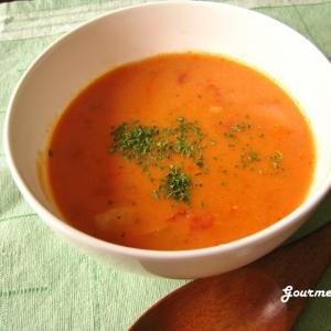 トマトのクリームシチュー