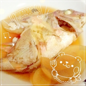 ☆鯛の煮つけ☆