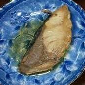 ぶりの生姜煮