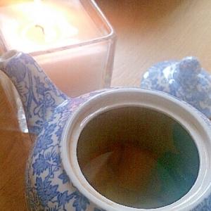 カモミールとマンゴ、ミントの甘い香り茶