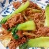 中華以外でもおいしい!「チンゲン菜」が主役の献立