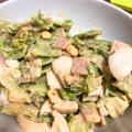 簡単♪キャベツとゆで卵のマヨサラダ
