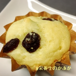 卵を使わない☆保育園おやつ☆豆腐のカップケーキ