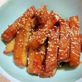 さつま揚げの生姜煮