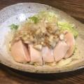 簡単しっとり♪ズボラ主婦の作る炊飯器鶏ハム