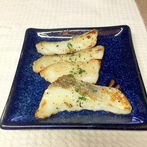 お弁当 おかず 鱈の塩麹漬け 鱈のバター焼き ♪