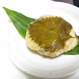 信州北信地域伝統料理の丸ナスのおやき