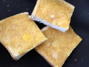 トースターで★こんがりフレンチトースト