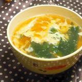 5分で汁物✿和食に合う✿卵スープ✿超簡単