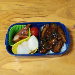 夏の野菜丼弁当
