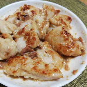 鶏むね肉のやわらか塩麹焼き