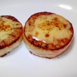 とろ~りチーズの大根ステーキ