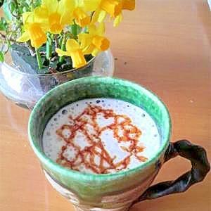 ほんのり甘いバニラの香り!バニラコーヒー