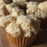 簡単!きび砂糖の米粉蒸しパン