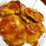 鶏むね肉で、冷めても美味しい照り焼きチキン