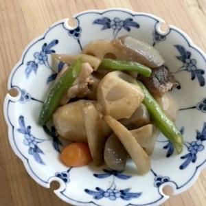 和食の定番、お節にも*筑前煮