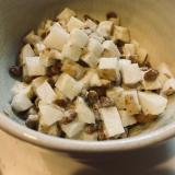 納豆と長芋のサラダ