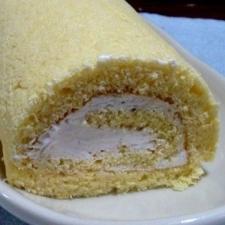 おからロールケーキ