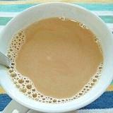 ホッと☆緑茶きなこカフェオレ♪