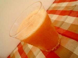 フレッシュ!3種のフルーツジュース