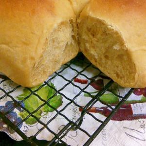 HB★ノンオイル黒糖パンちぎりパン