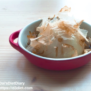 まるごと新玉ねぎのバターポン酢