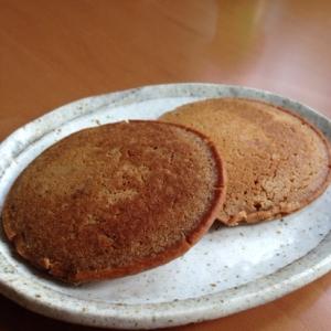 米粉豆腐きなこパンケーキ♪