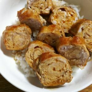 豚ロースでチャーシュー風豚丼