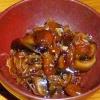 椎茸と新生姜の佃煮