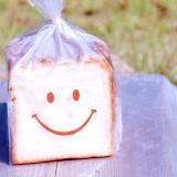 ふっくらおいしい手ごね食パン♪