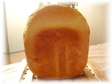 4gのパネトーネマザーでホームベーカリー食パン