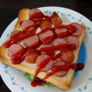 簡単!朝食やランチにピザトースト