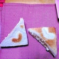 LOVEトースト