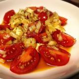 トマトのサッパリマリネ