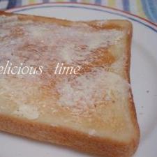 子供の頃によく食べたな♪シュガートースト。
